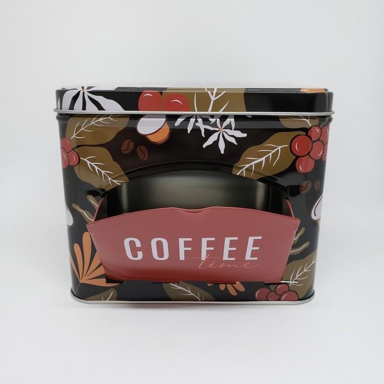 Lata porta cápsulas café - Imagem: 2