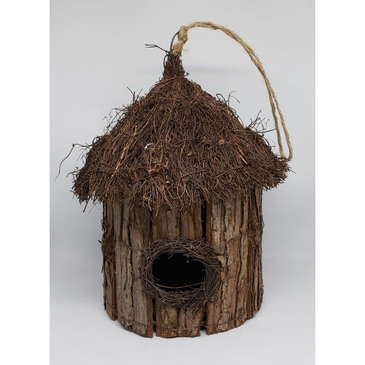 Casinha de passarinho Rústica - Imagem: 1