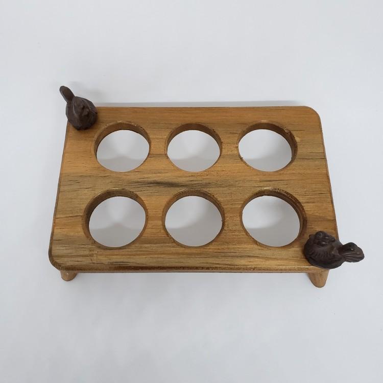 Suporte para ovos - Imagem: 3