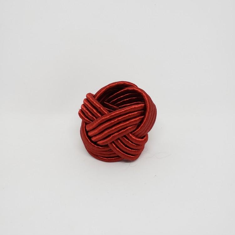 Argola vermelha - Imagem: 1