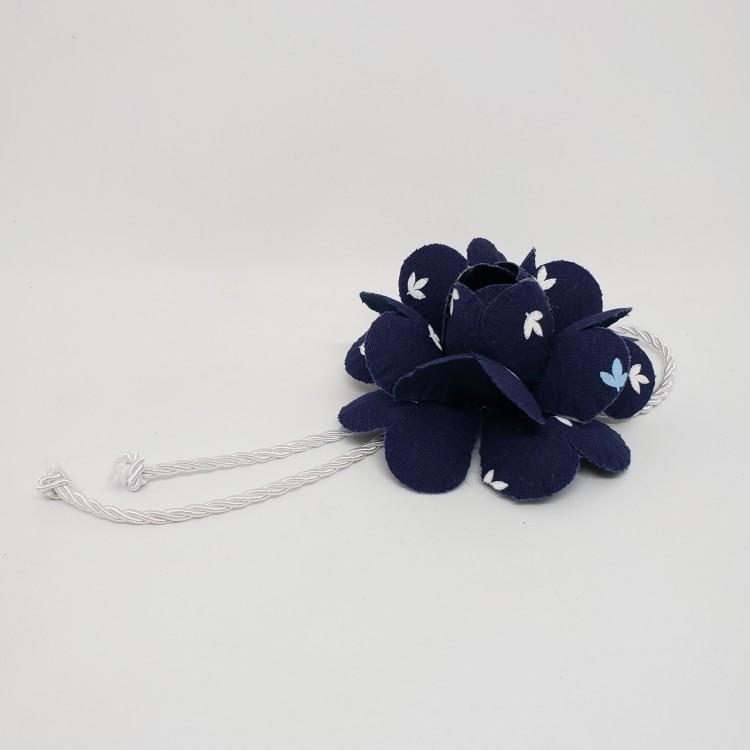 Porta-guardanapo flor azul I - Imagem: 1