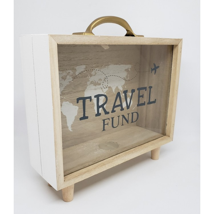 Cofre de mesa travel - Imagem: 2