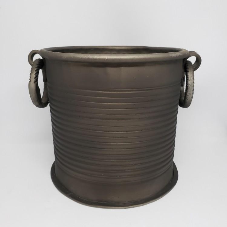 Vaso metal - Imagem: 1