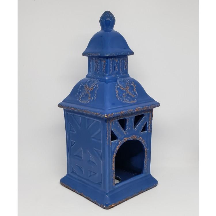 Gaiola azul pequena - Imagem: 3