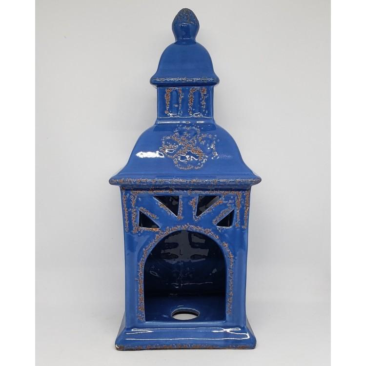 Gaiola azul grande - Imagem: 1