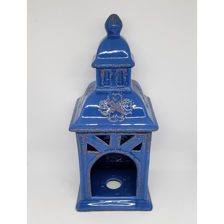 Gaiola azul grande - Imagem: 2