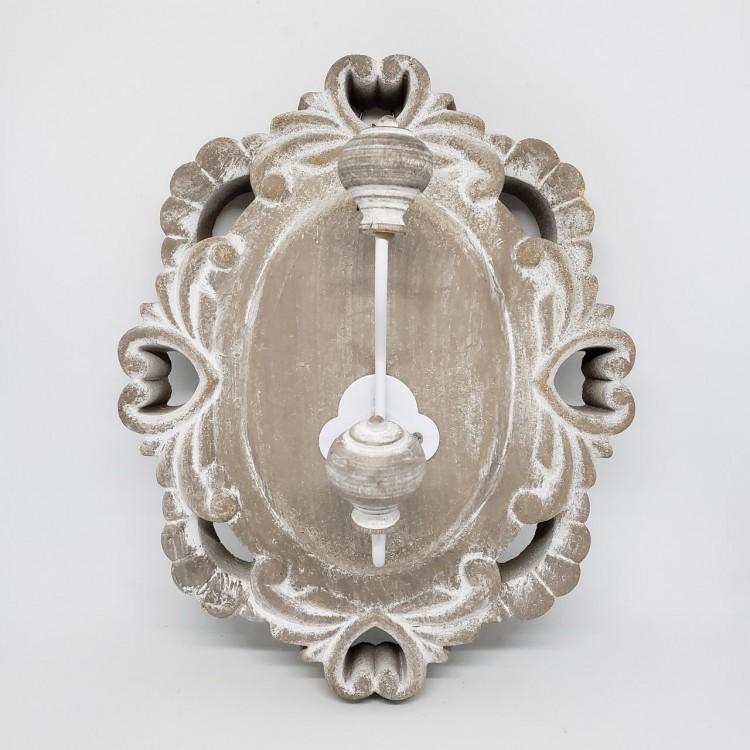 Cabideiro duplo barroco - Imagem: 1