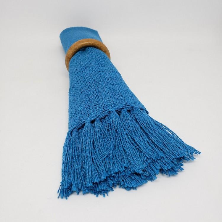 Guardanapo liso azul - Imagem: 3