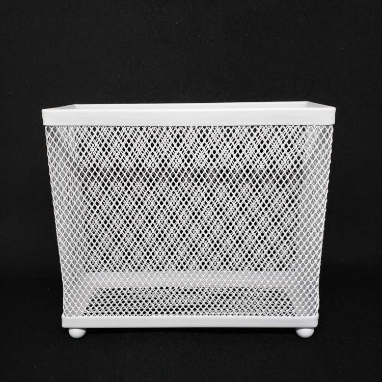 Porta-guardanapos branco - Imagem: 1