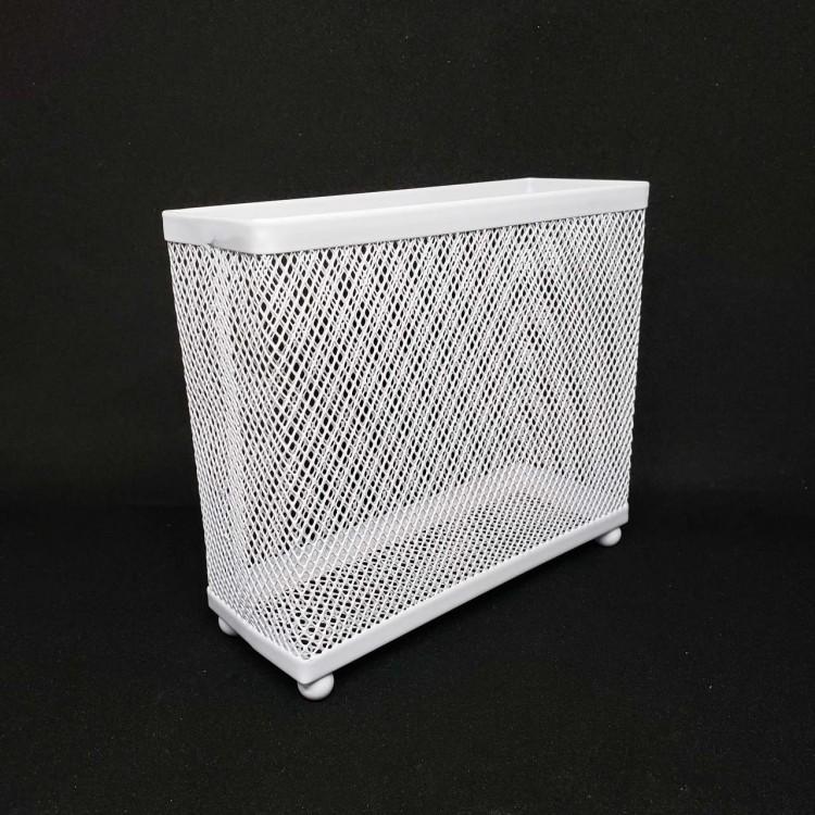Porta-guardanapos branco - Imagem: 3