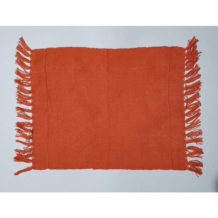 Guardanapo liso laranja - Imagem: 1
