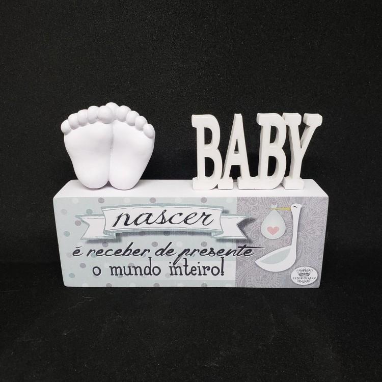 Escultura de mesa Baby - Imagem: 1
