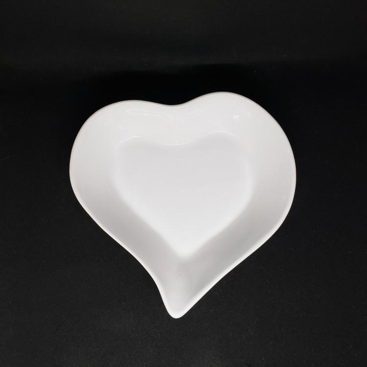 Prato coração médio - Imagem: 1