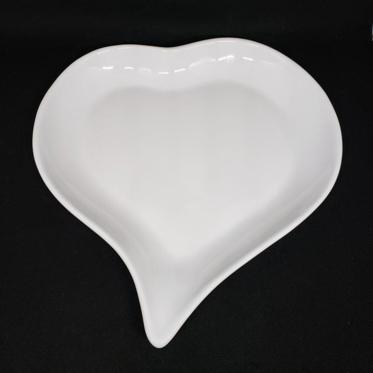 Prato coração grande - Imagem: 2