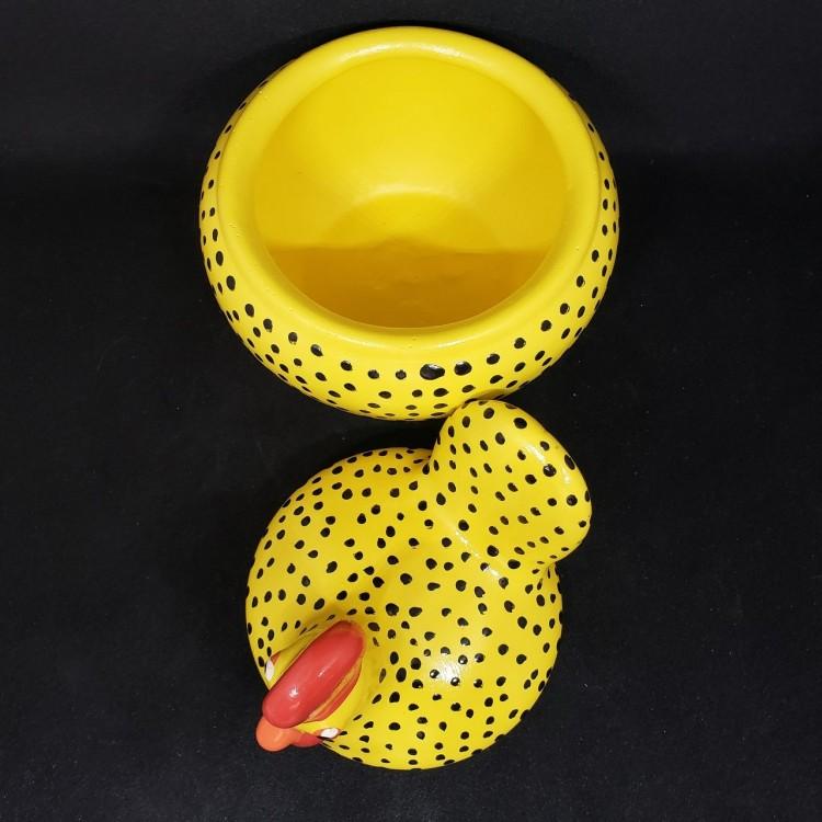 Pote galinha amarela - Imagem: 5