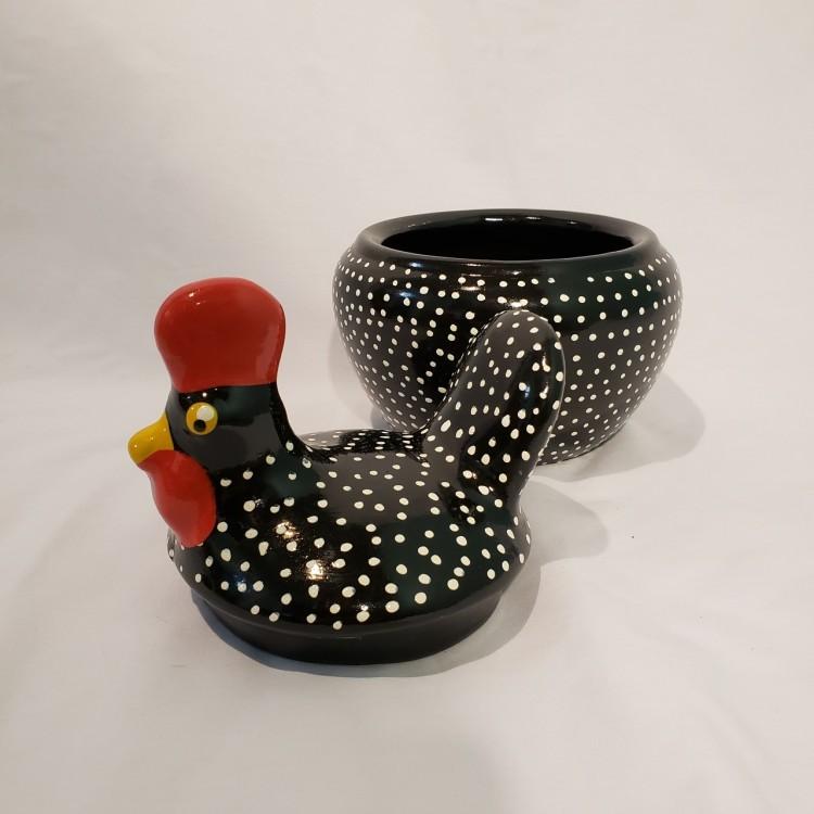 Pote galinha preta - Imagem: 5