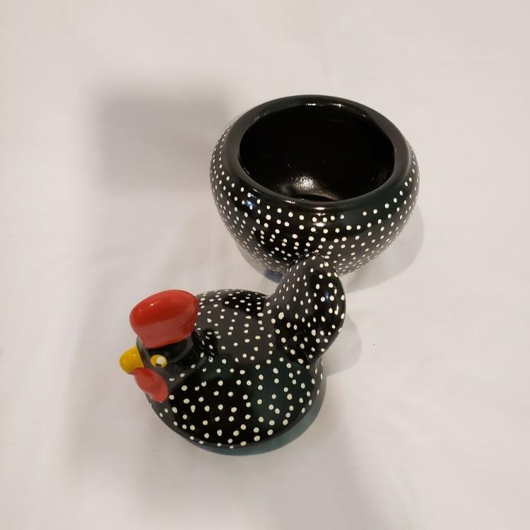 Pote galinha preta - Imagem: 6