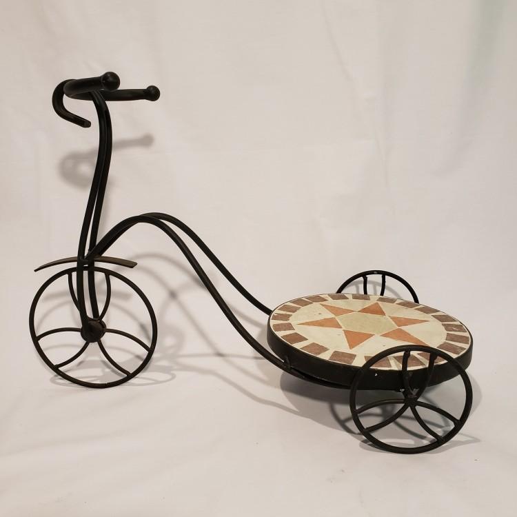 Floreira bicicleta - Imagem: 1