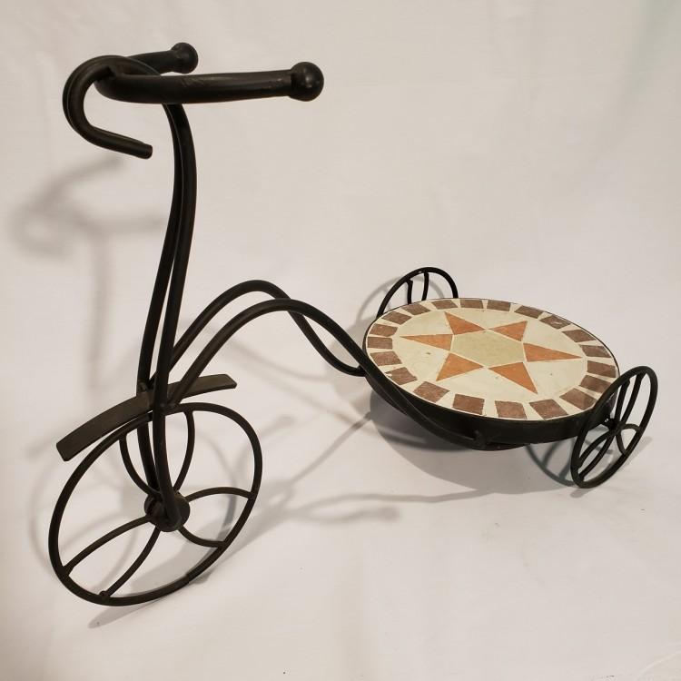 Floreira bicicleta - Imagem: 2