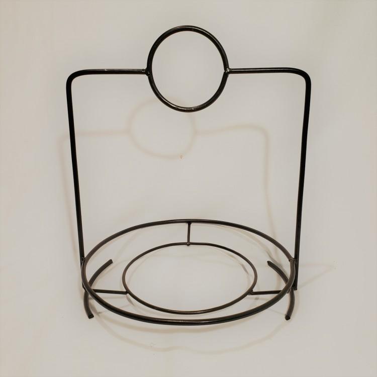 Porta pratos metal - Imagem: 1