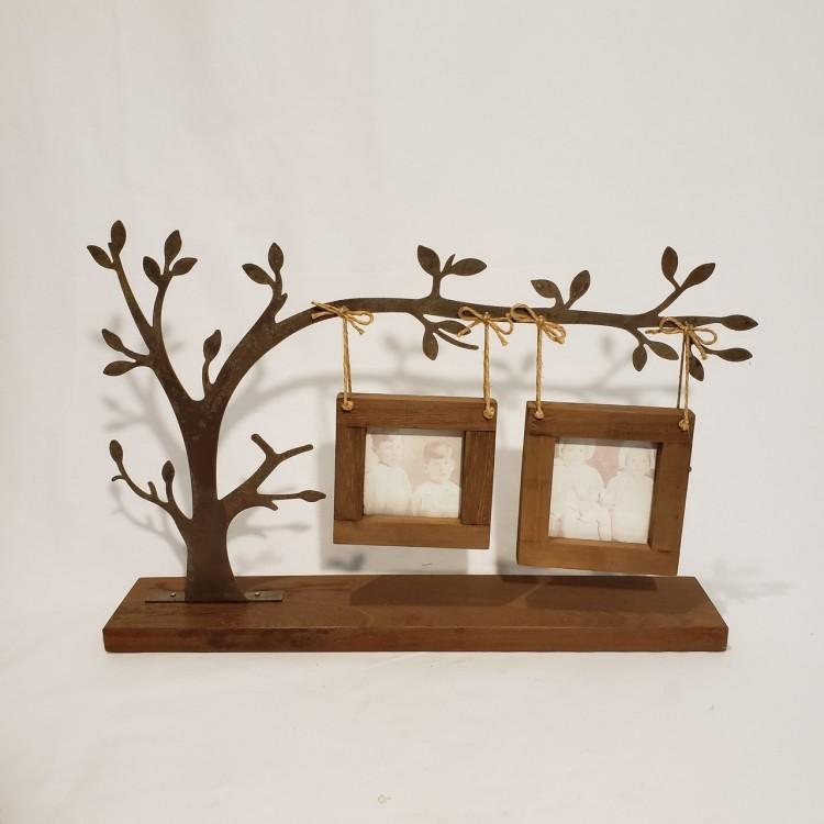 Porta-retrato de mesa árvore - Imagem: 1