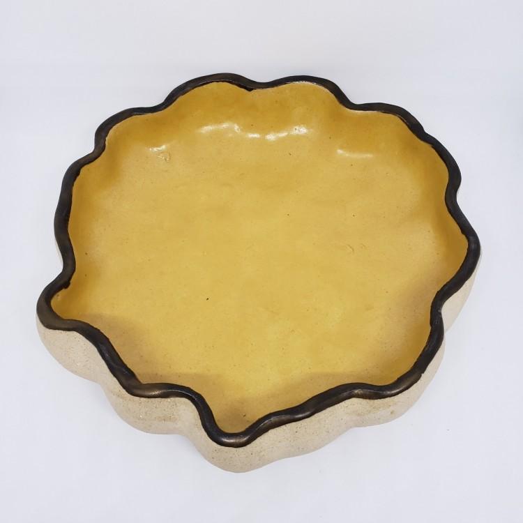 Bowl moranga amarela - Imagem: 1
