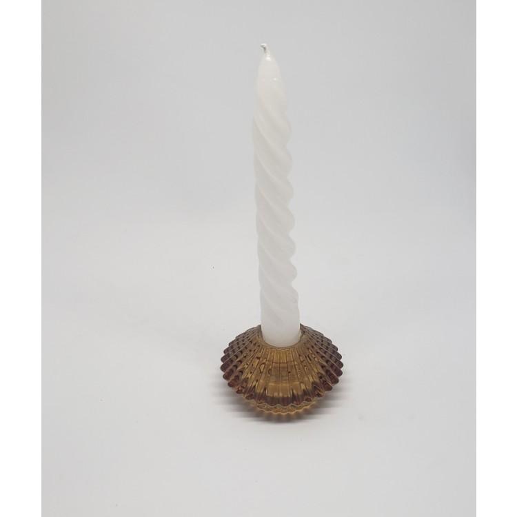 Porta velas âmbar I - Imagem: 4