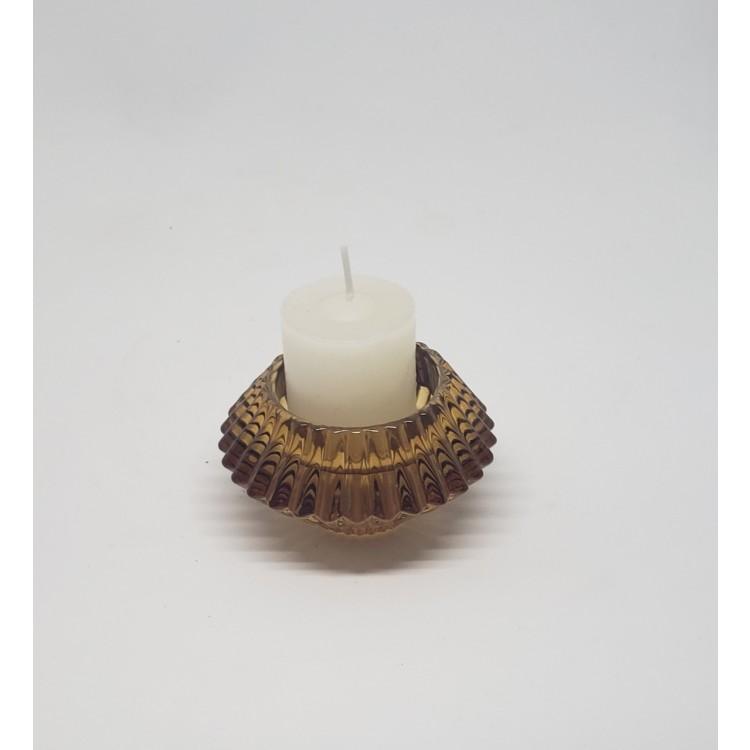 Porta velas âmbar I - Imagem: 3