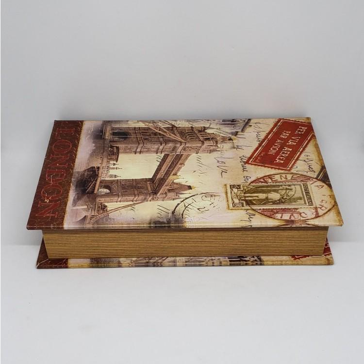 Livro cofre - Imagem: 3