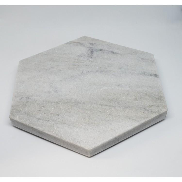 bandeja granito branco - Imagem: 1