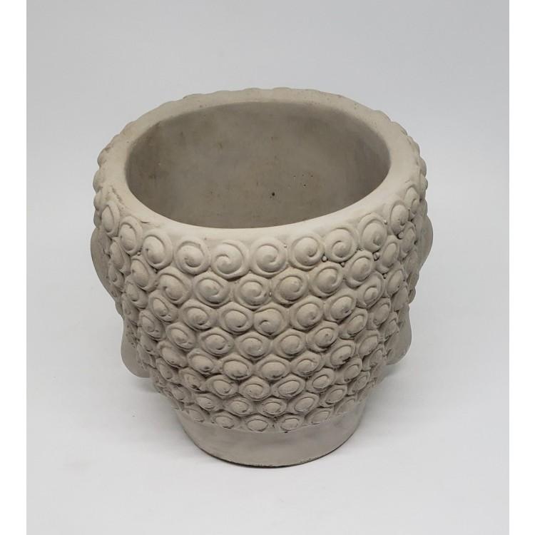 Cachepot cimento II - Imagem: 3