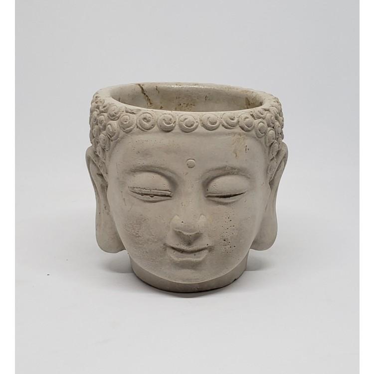 Buda de cimento III - Imagem: 1