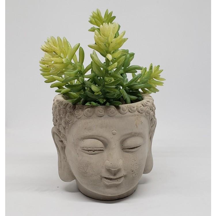 Buda de cimento III - Imagem: 3