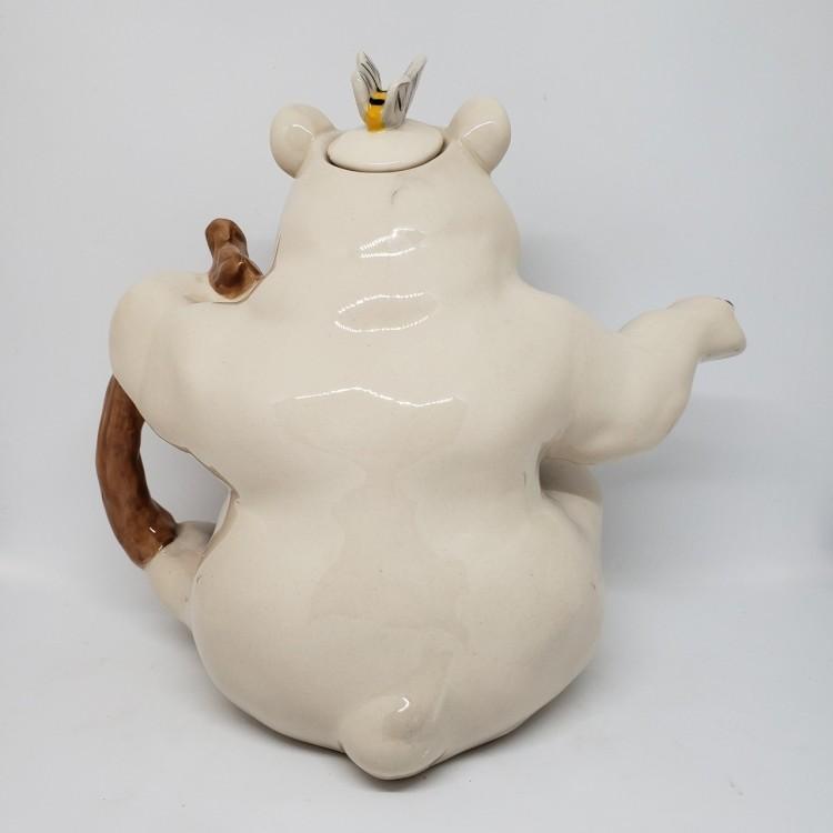 Bule chá urso branco - Imagem: 4