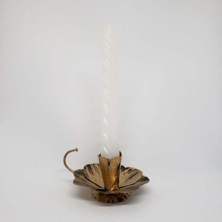 Castiçal dourado - Imagem: 2
