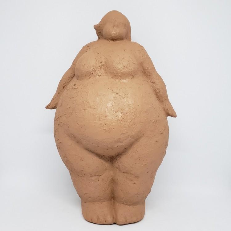 Escultura mulher - Imagem: 1
