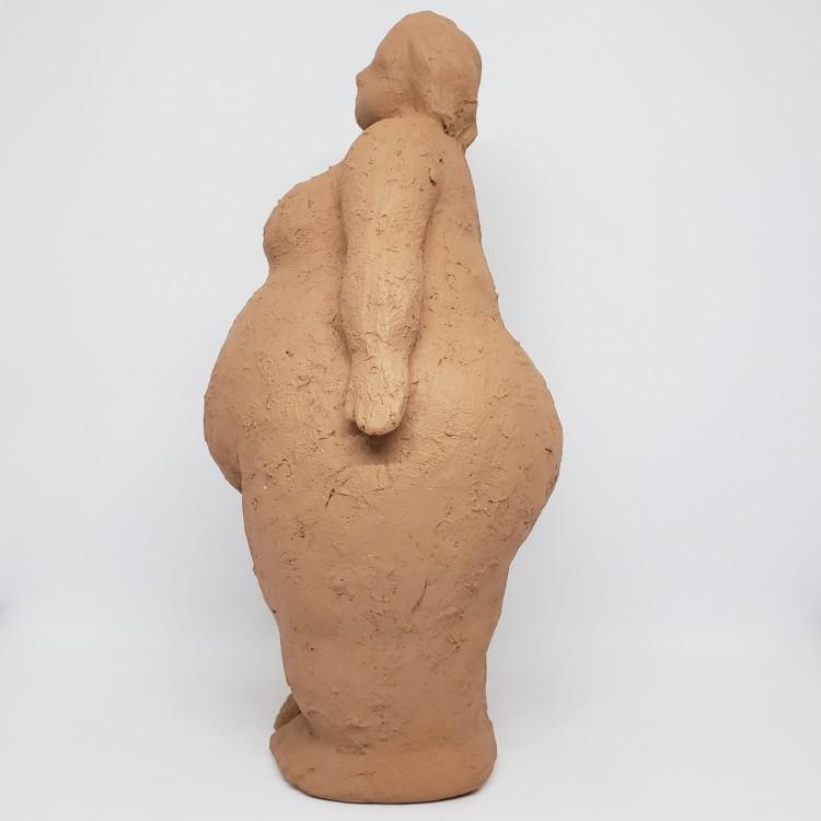Escultura mulher - Imagem: 2