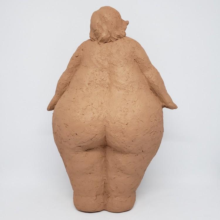 Escultura mulher - Imagem: 3
