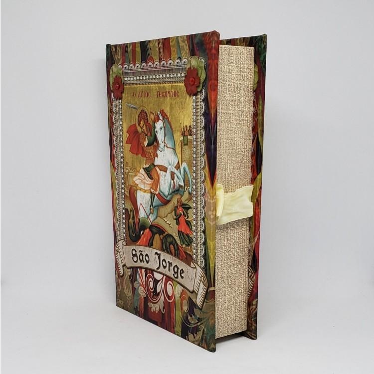 Porta objetos livro - Imagem: 2
