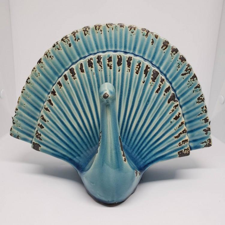 Pavão azul - Imagem: 1