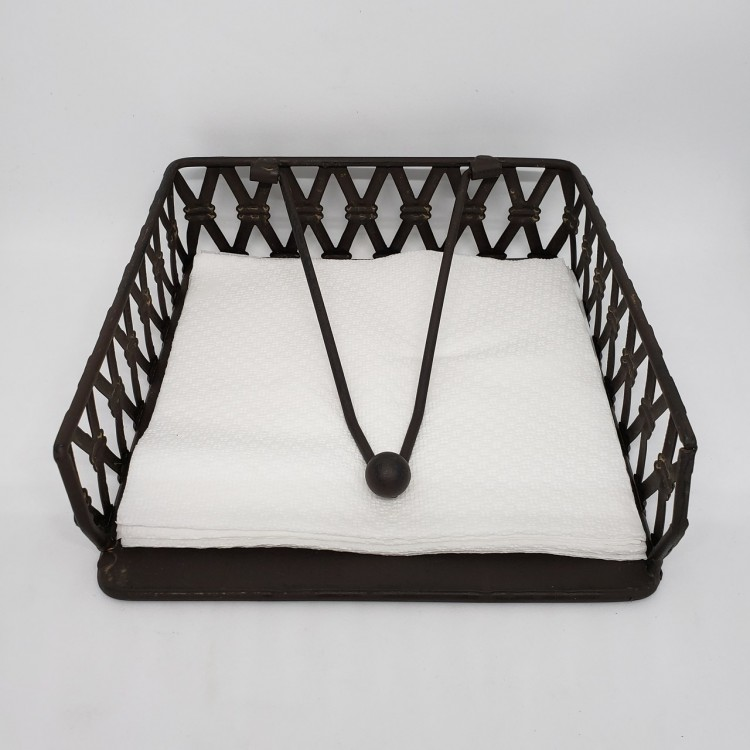 Porta-guardanapo treliça - Imagem: 3