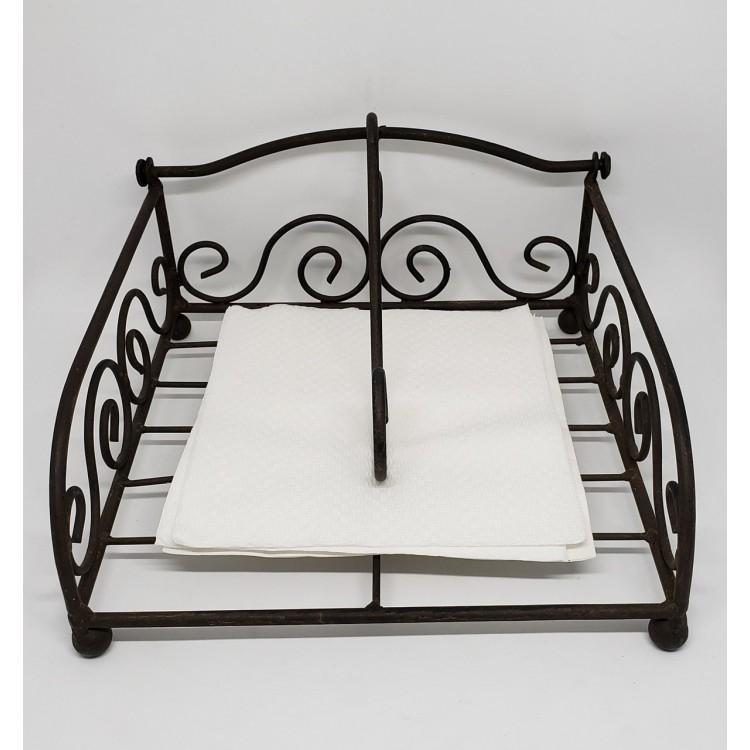 Porta-guardanapo arabesco - Imagem: 3
