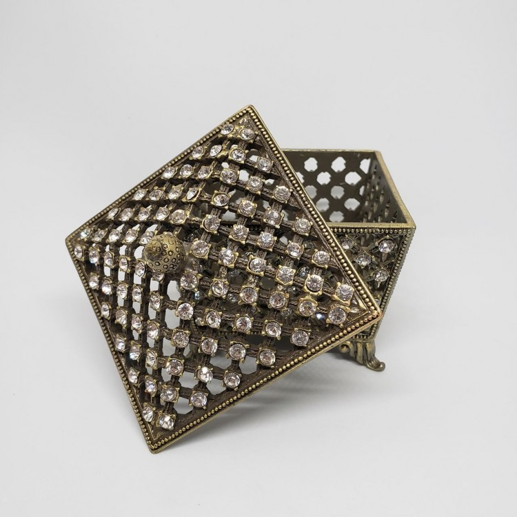 Porta joias brilhante - Imagem: 3