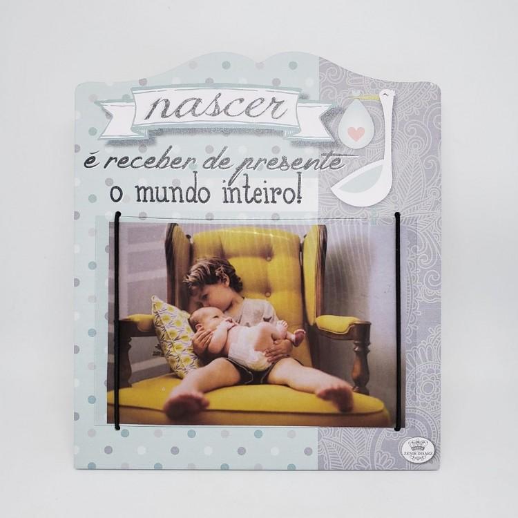 Porta-retrato bebê - Imagem: 1