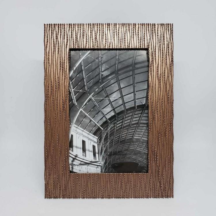 Porta-retrato cobre - Imagem: 1