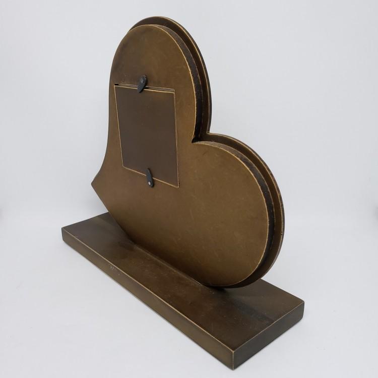 Porta-retrato coração - Imagem: 3