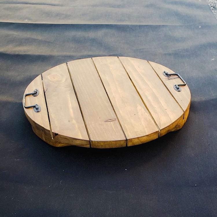 centro de mesa redondo - Imagem: 2