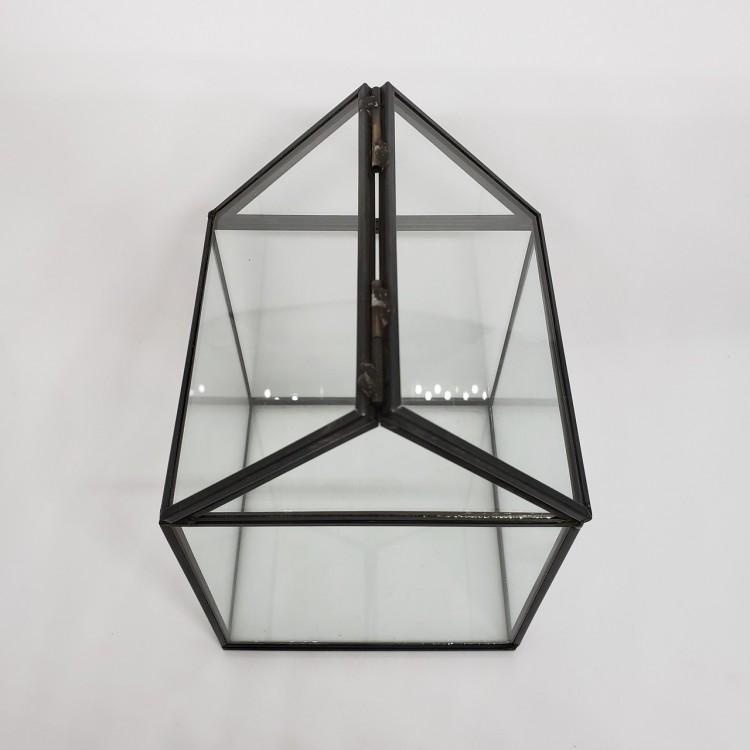 Mini terrário casinha - Imagem: 2