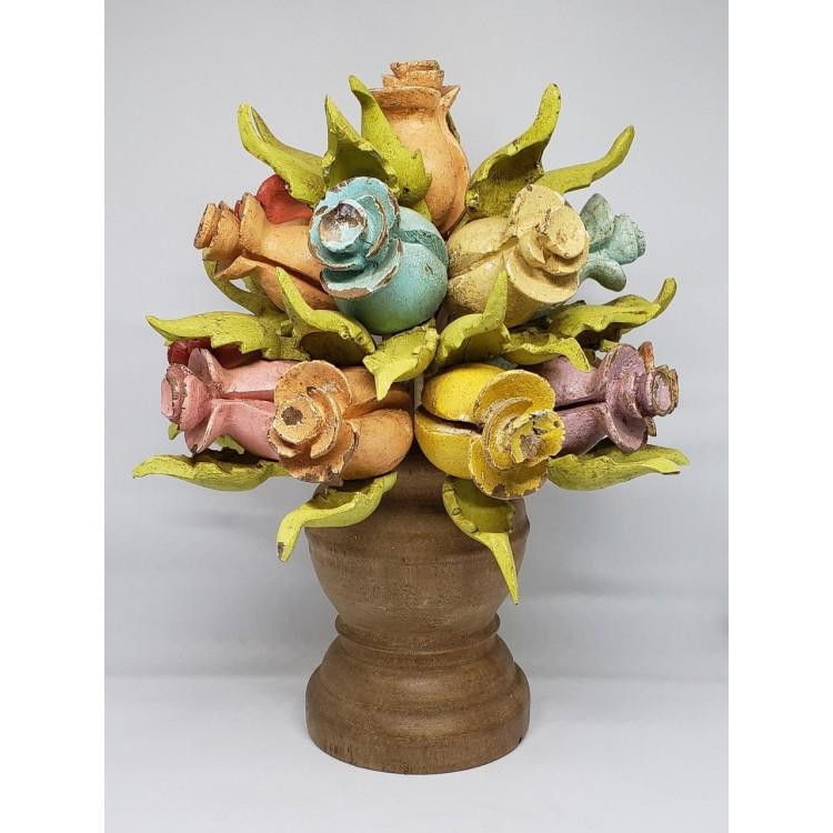 Vaso flores - Imagem: 1